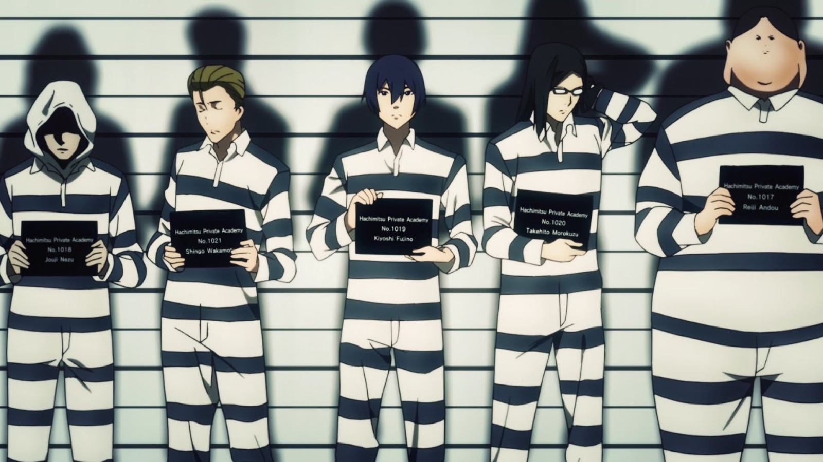 Prison School Wallpaper 1600x900