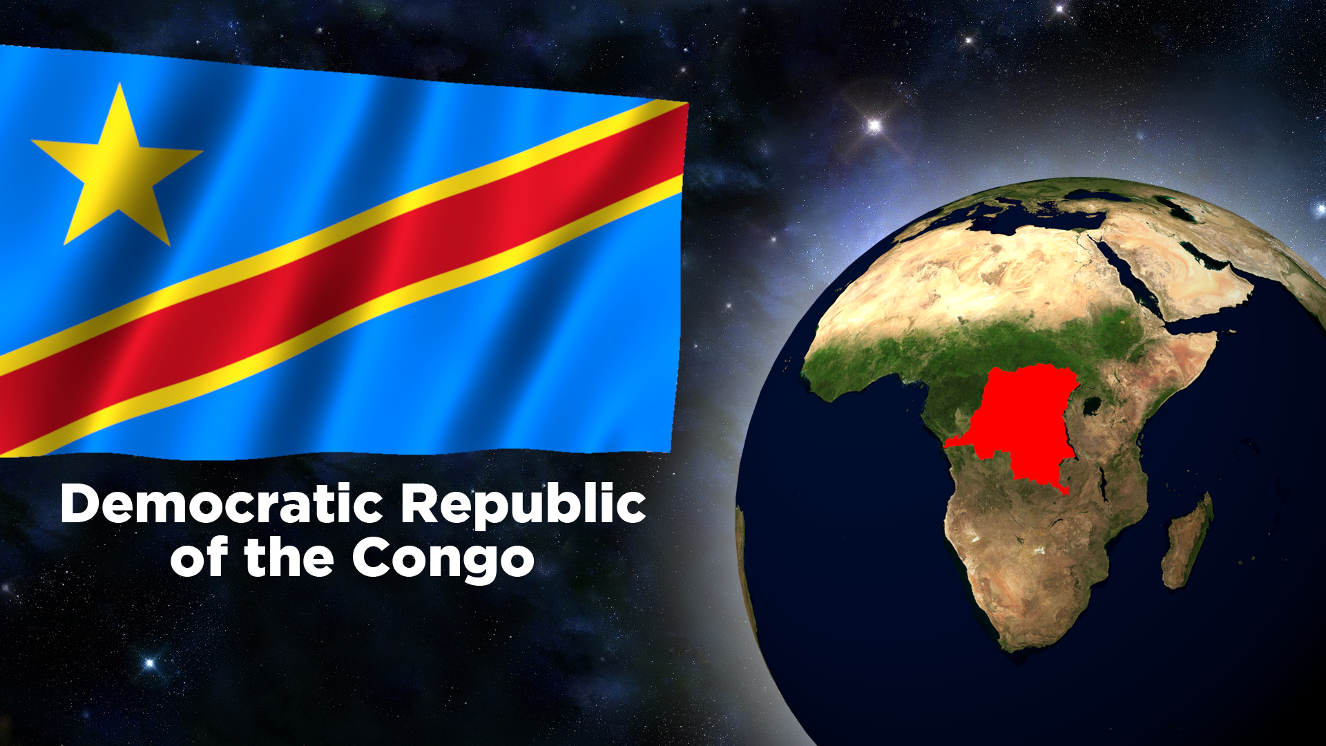 Flag Wallpaper   Democratic Republic of the Congo by 1920x1080