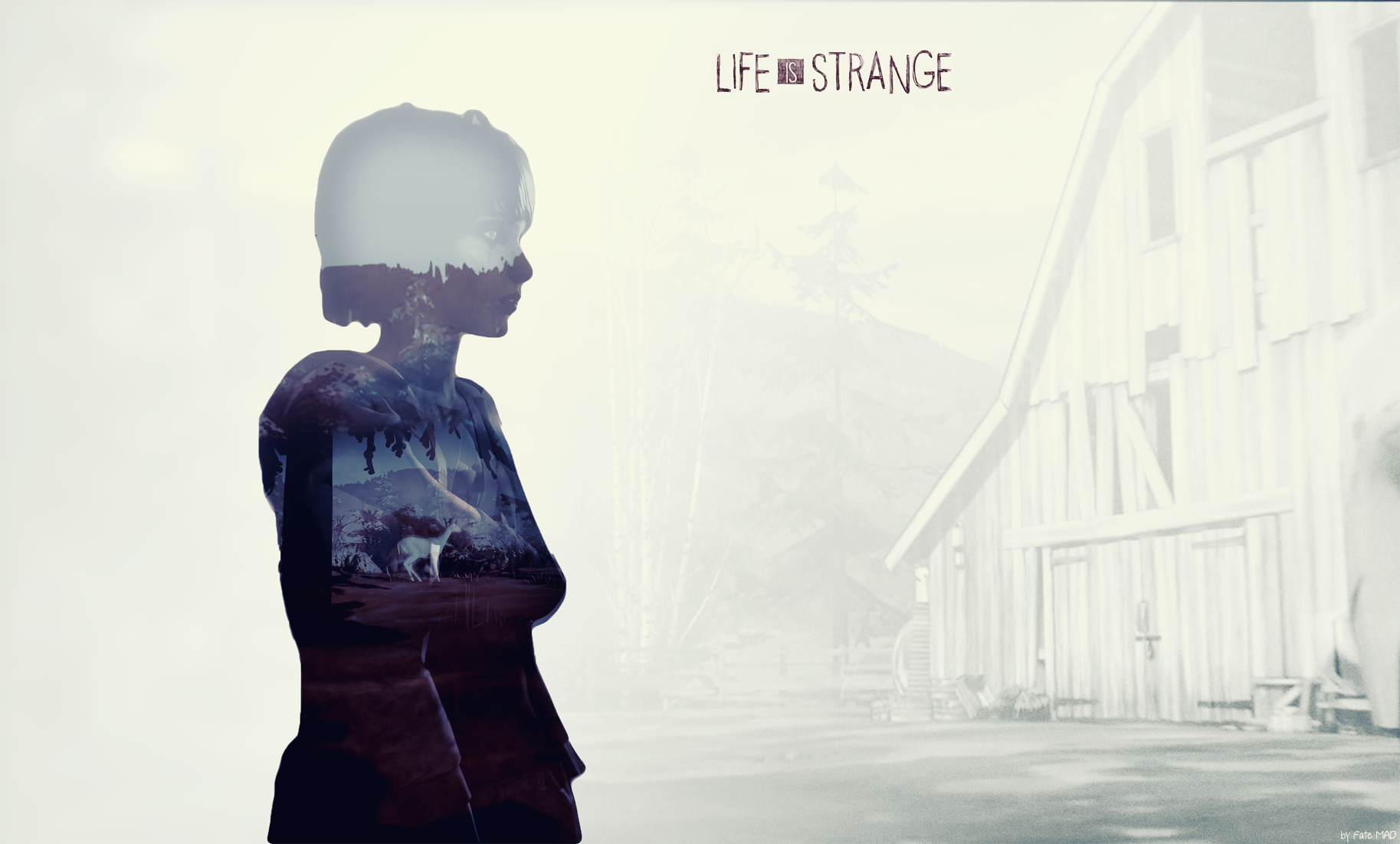 Free Download Life Is Strange Max By Nickkarlow 1827x1101 For