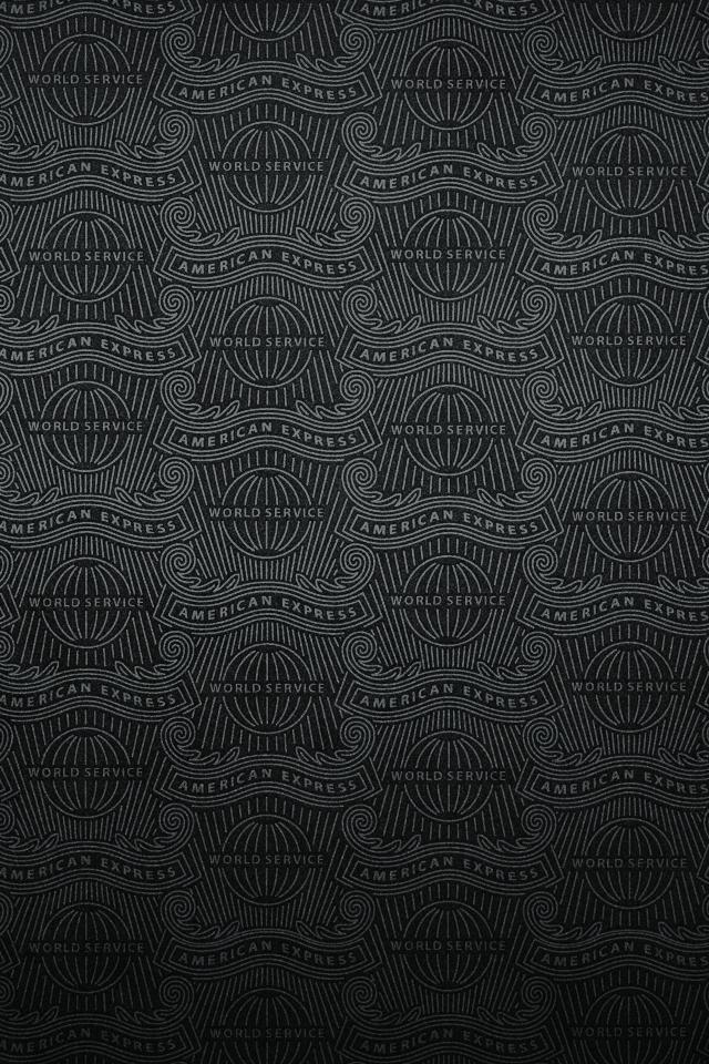 American Express Wallpaper 640x960