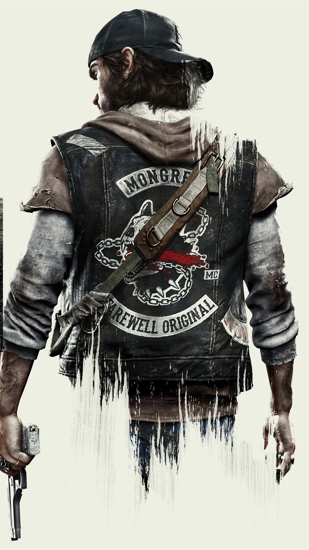 Days Gone Wallpapers   Top Days Gone Backgrounds 1080x1920