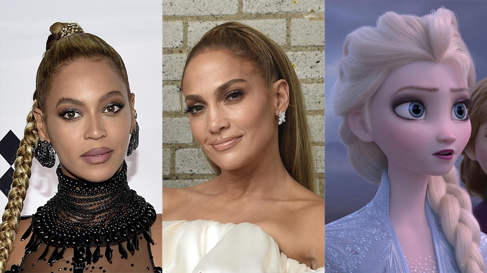 Oscar nomination 2020 surprises No Beyonc JLo Frozen 2 1600x900