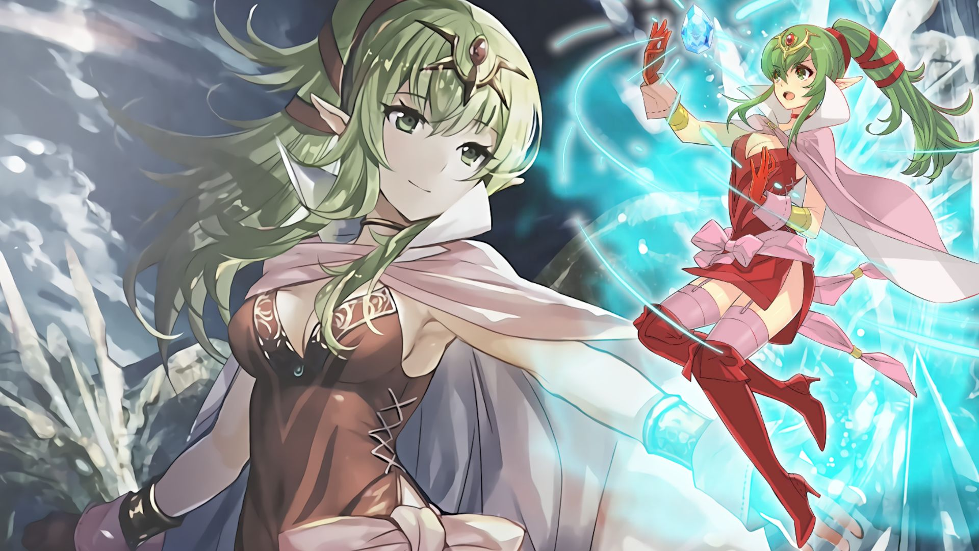 Fire Emblem Heroes Wallpaper   Tiki Adult by IncognitoZA on 1920x1080
