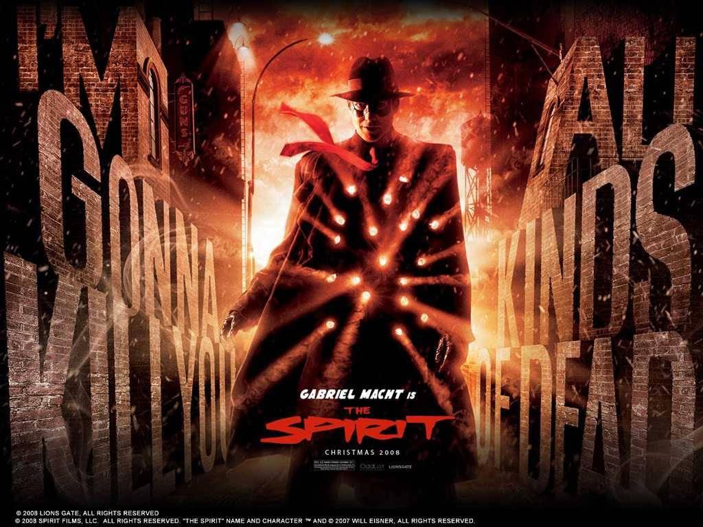 Superhero movies The Spirit wallpaper Superhero movies The Spirit 1024x768