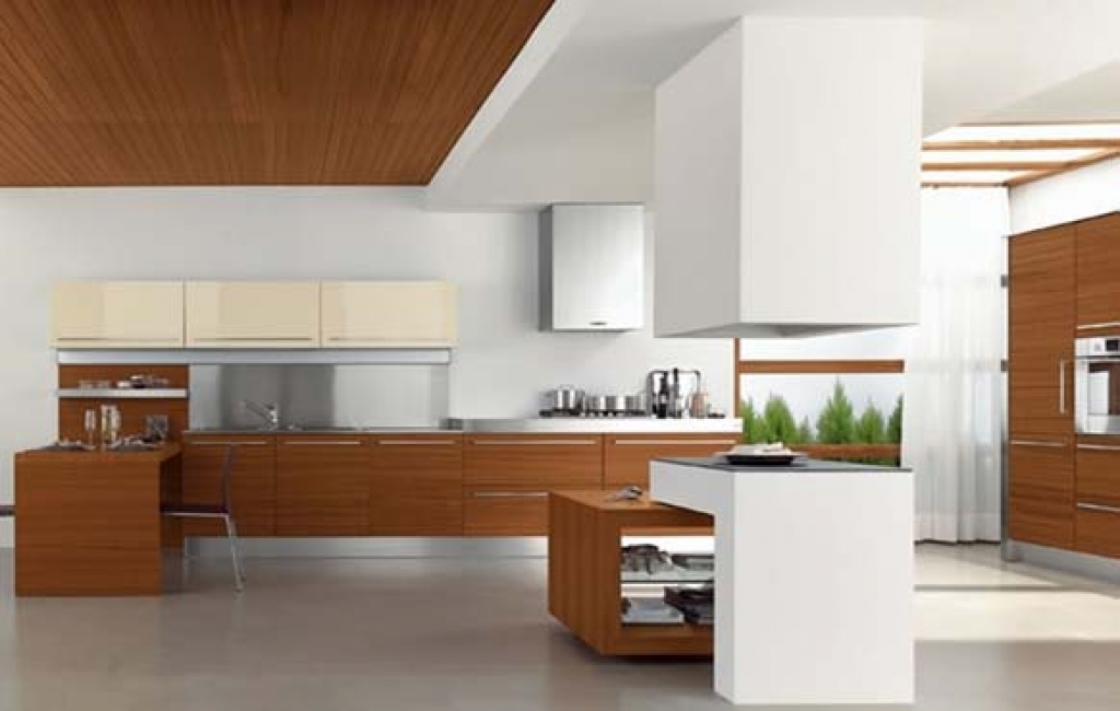 Modern wood kitchen cabinets wallpaper amri home design review 1024x650