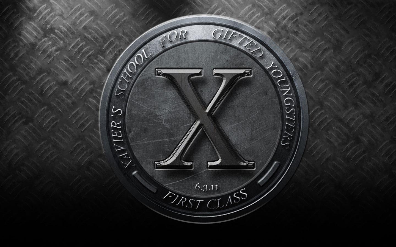 Go Back Images For X Men Logo Wallpaper 1440x900