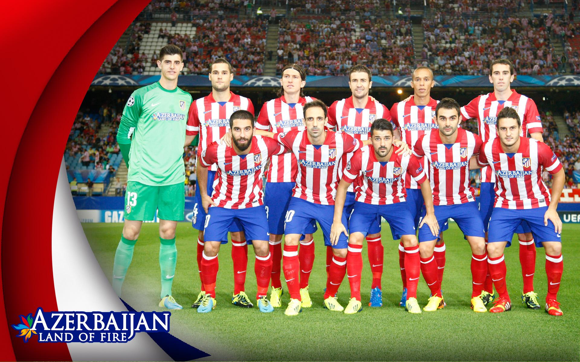 Atltico de Madrid Web oficial   Download your teams wallpaper 1920x1200
