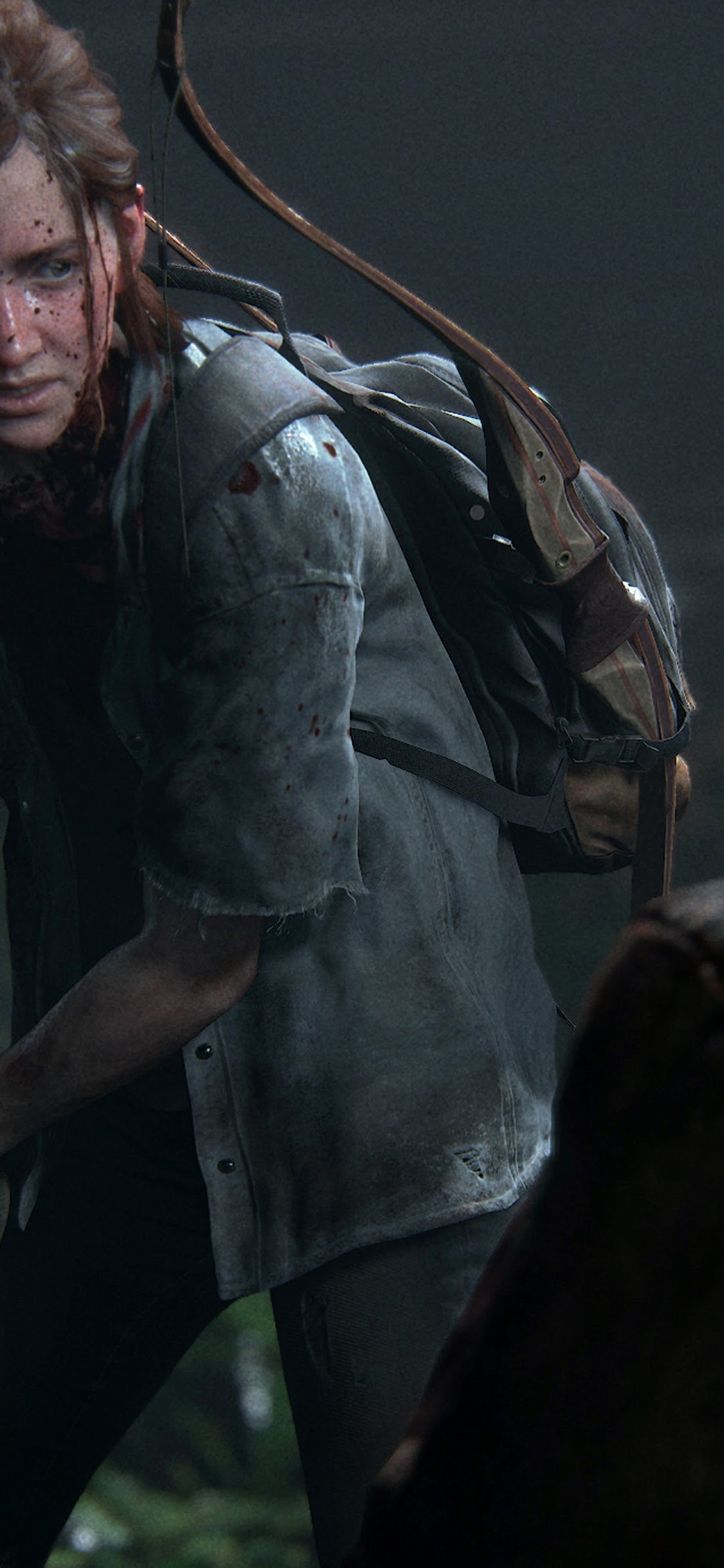 The Last of Us Part 2 Ellie 4K Wallpaper 5 1125x2436