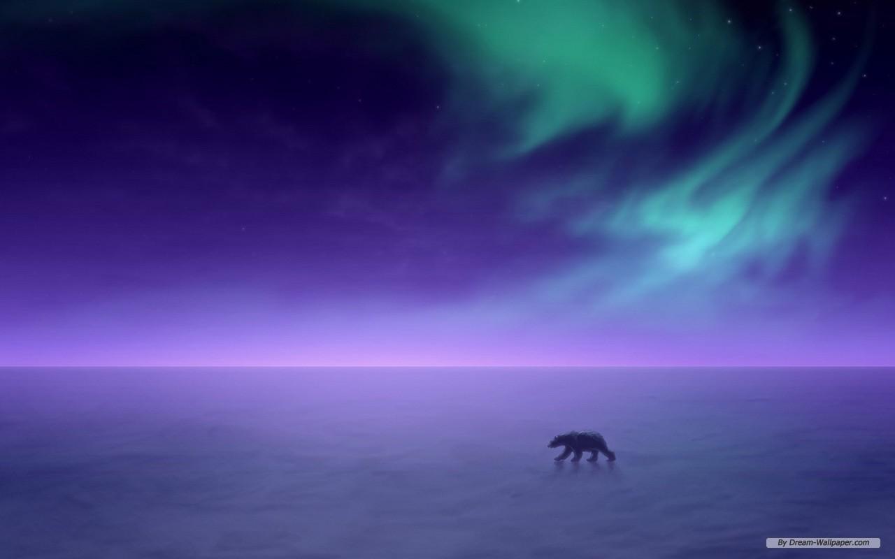 Nature wallpaper - Natural wonders of the Northern Lights 2 wallpaper ...