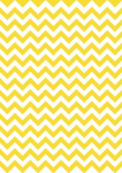 Yellow Chevron Wallpaper - WallpaperSafari