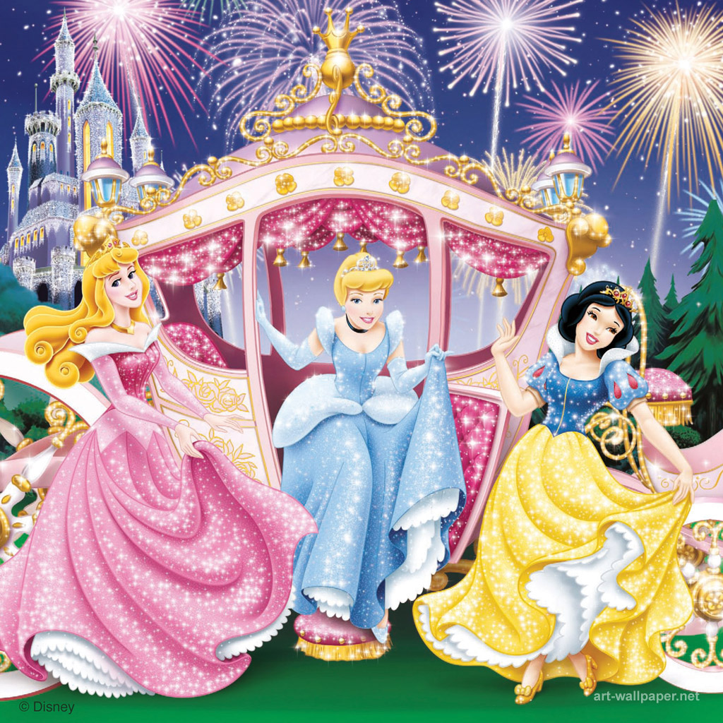 Free Disney Princess IPad Wallpapers IPad Art
