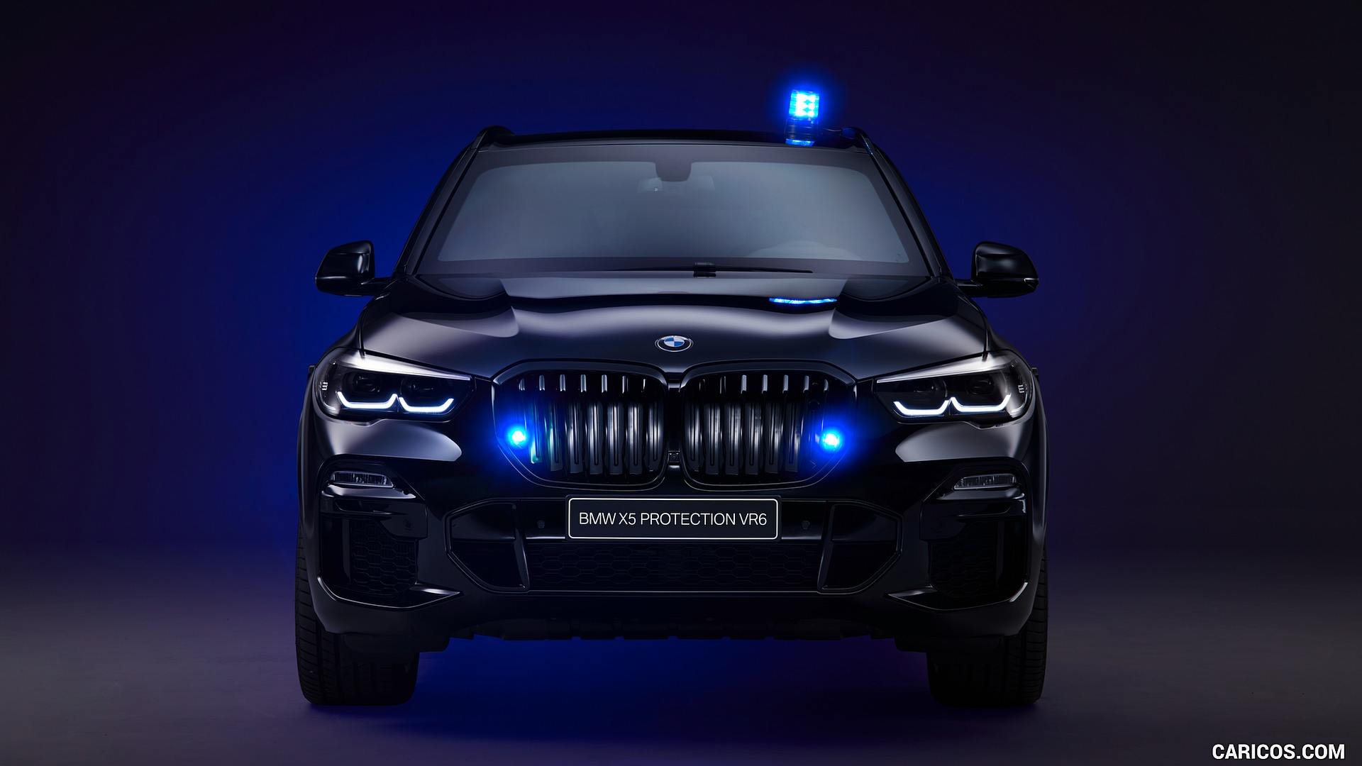 2020 BMW X5 Protection VR6 Armored Vehicle   Front HD 1920x1080