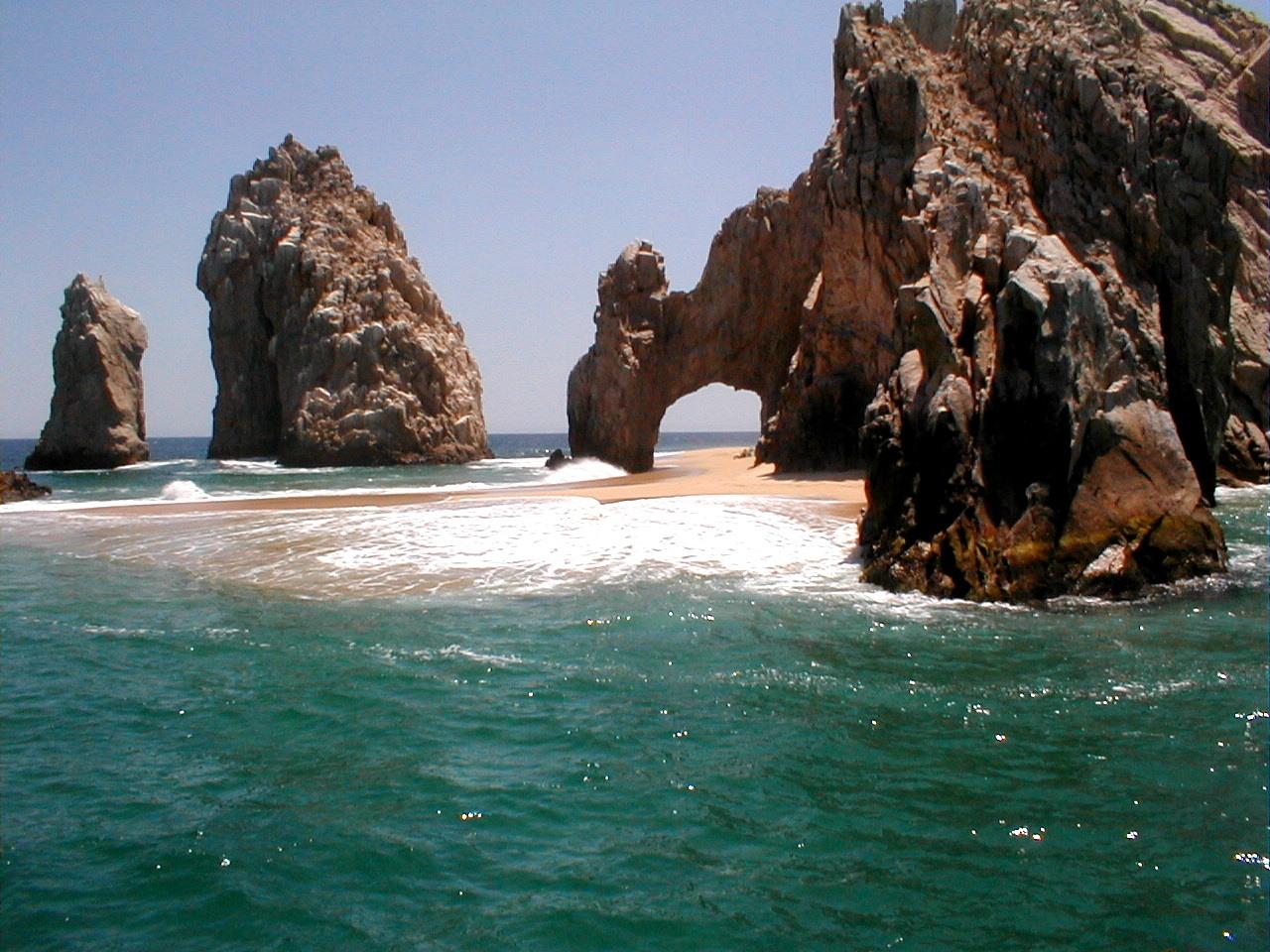 Cabo Mexico The Arch desktop wallpaper 1280x960