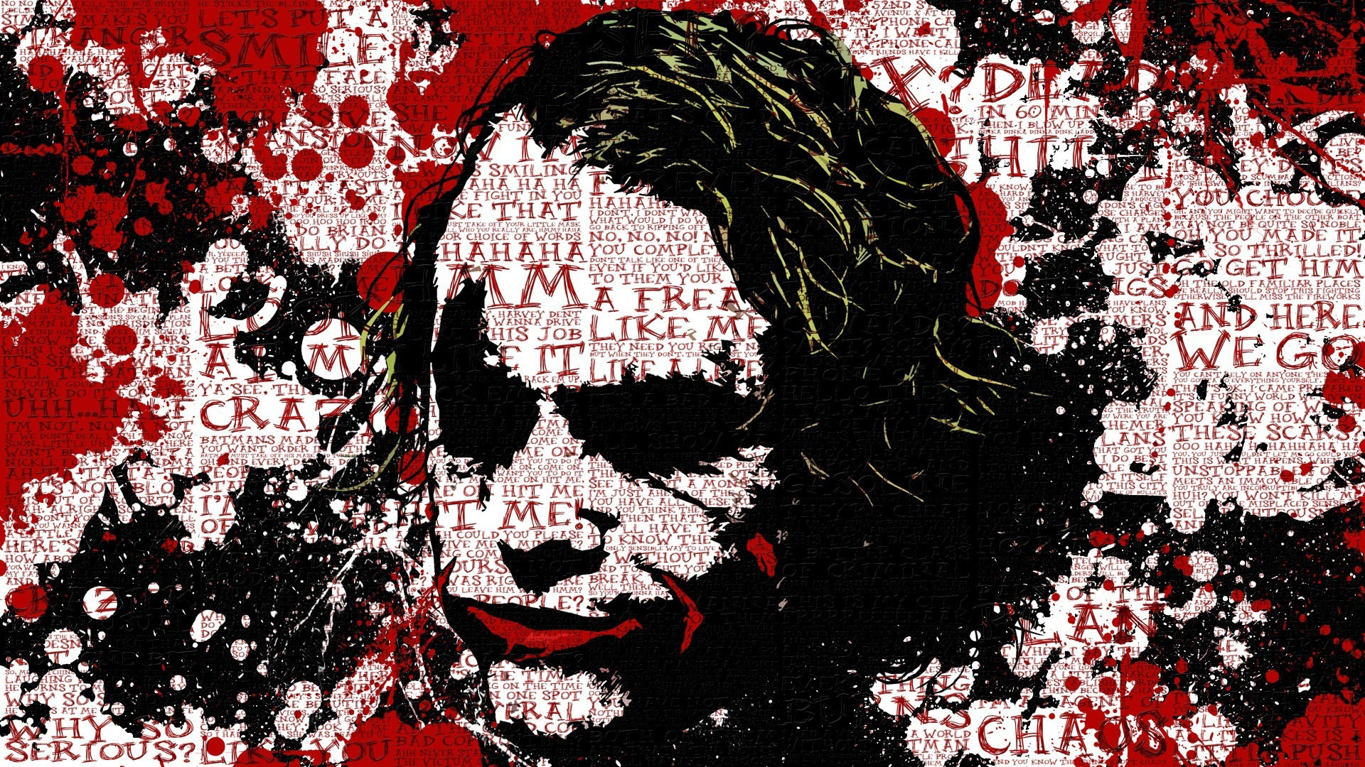 Joker Hd Wallpapers 1080P wallpaper   1117164 1920x1080