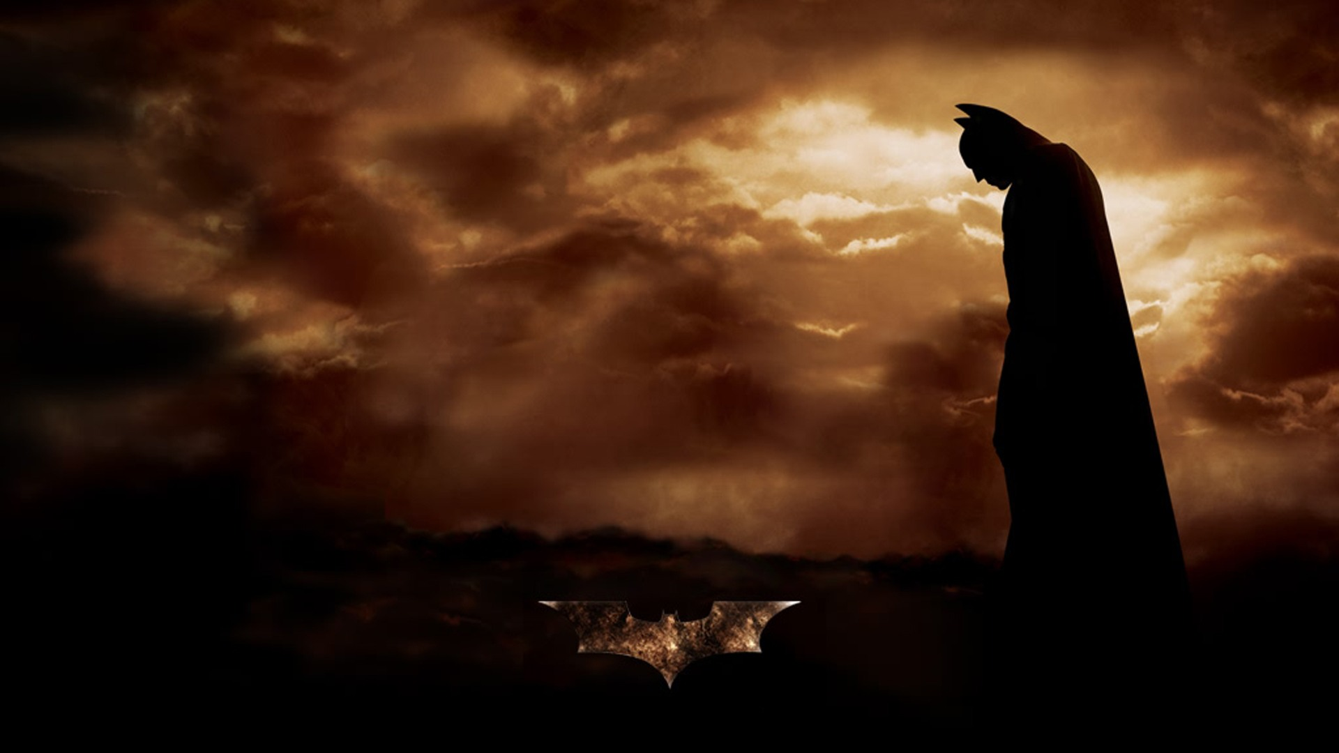 Batman Begins desktop wallpaper 1920x1080