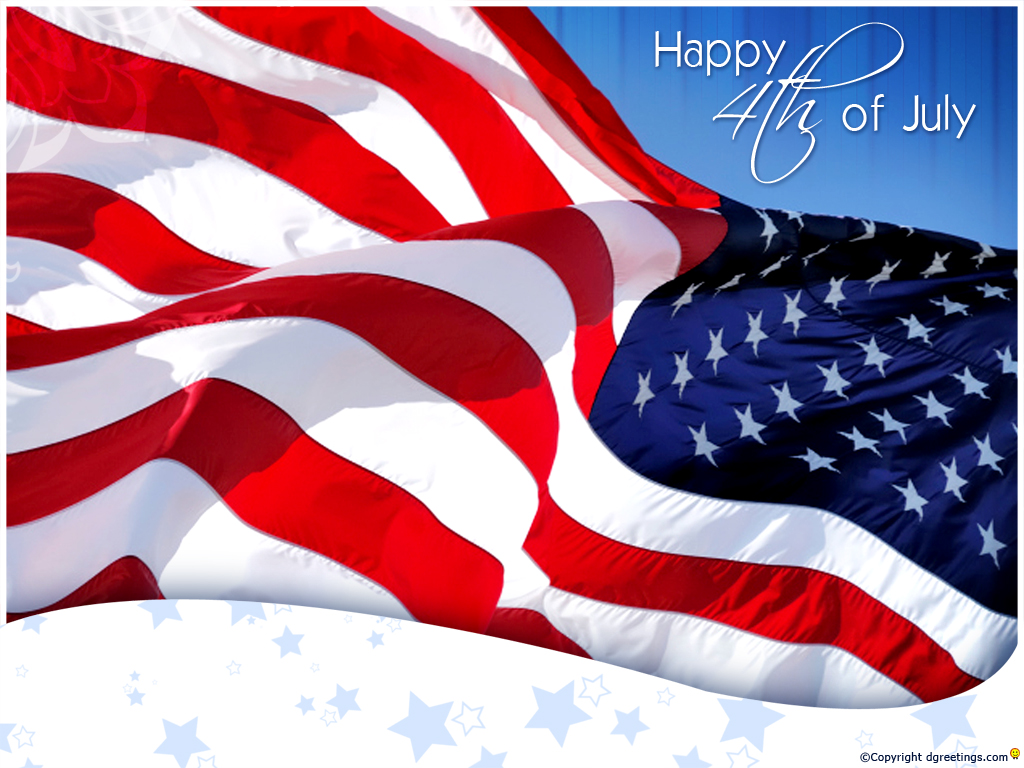 4th of July Wallpapers 40 Patriotic Desktop Backgrounds 1024x768