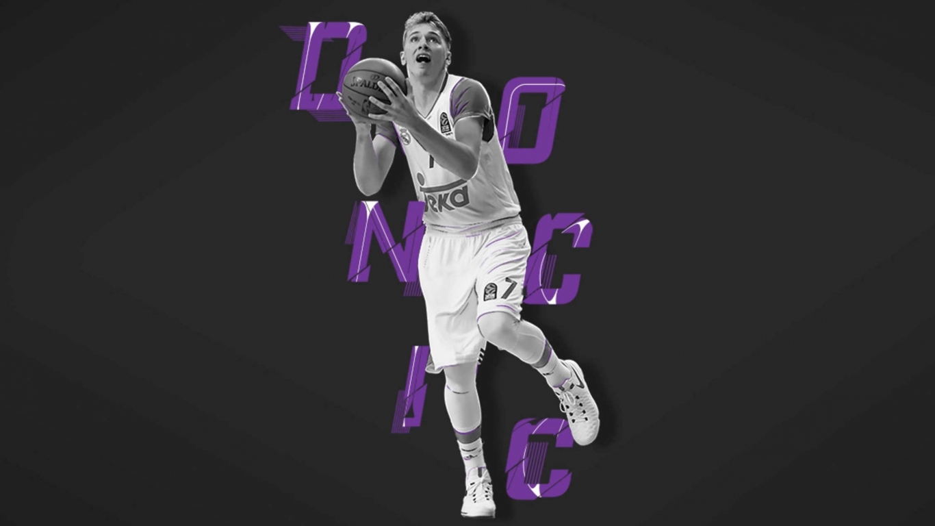 download Get to Know Luka Doncic Sacramento Kings [2340x1270 1366x768