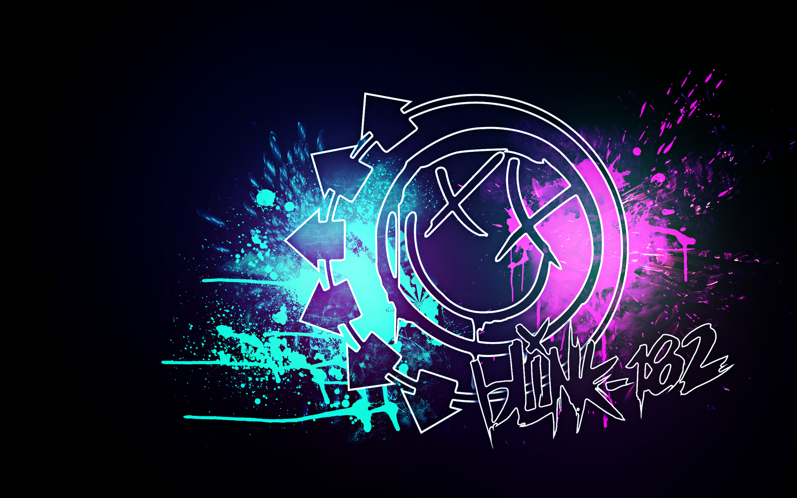download Blink 182 Wallpaper by RageKG [1600x1000] for your 1600x1000