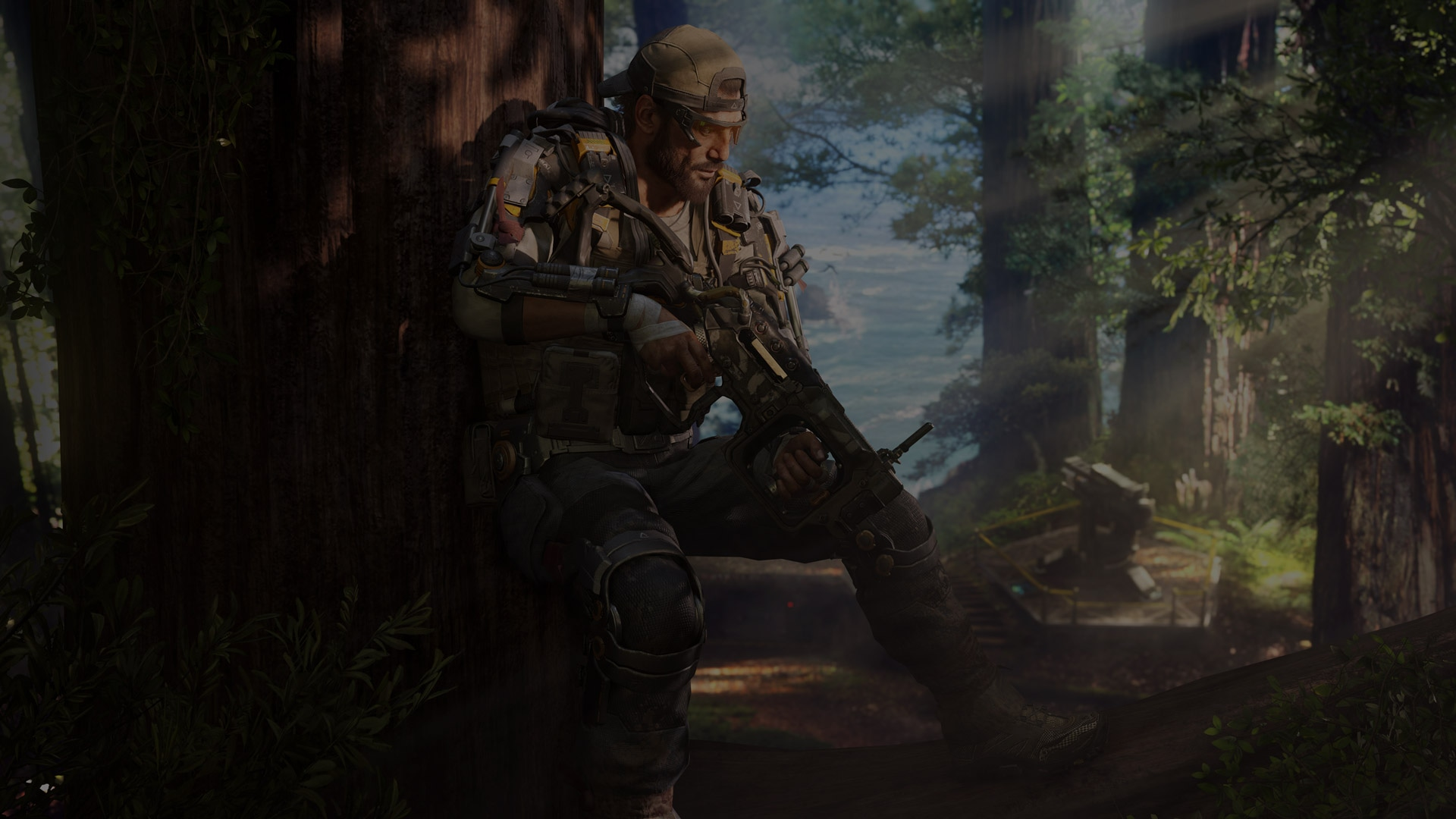 Black Ops 3 Specialist Nomad Charlie INTEL 1920x1080