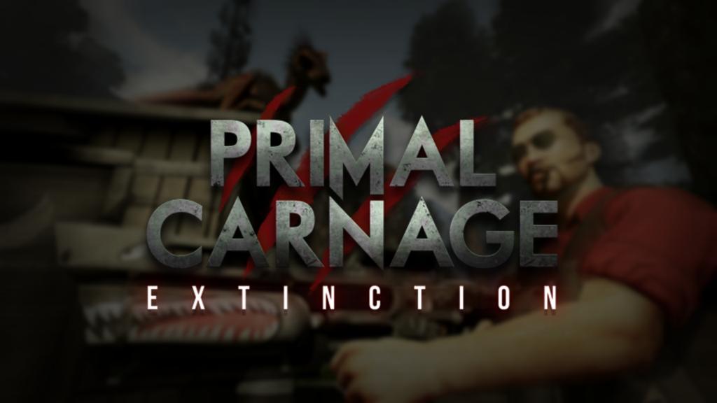 Primal Carnage Extinction Wallpaper 6 by Jurassic4LIFE 1024x576