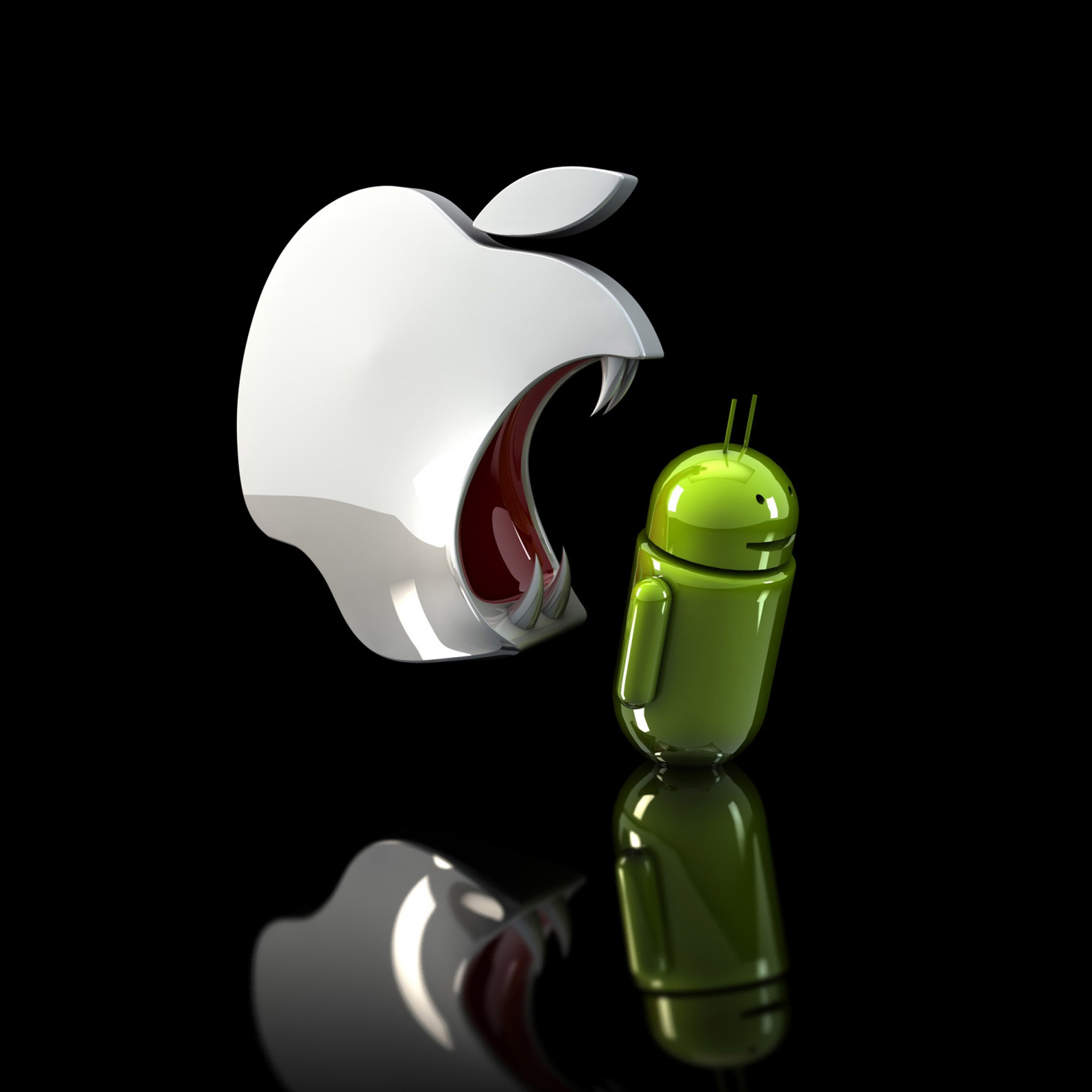 iPad Wallpapers HD apple logo 5   Apple iPad iPad 2 iPad mini 2048x2048