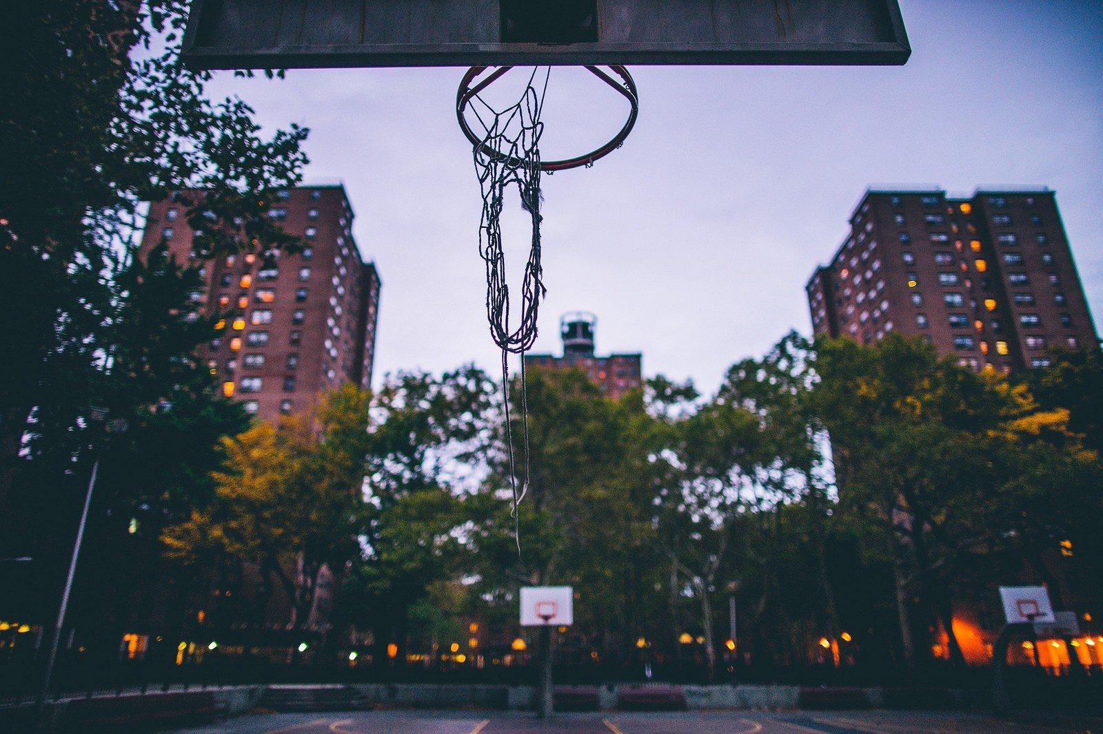 Basketball Court Wallpapers - WallpaperSafari