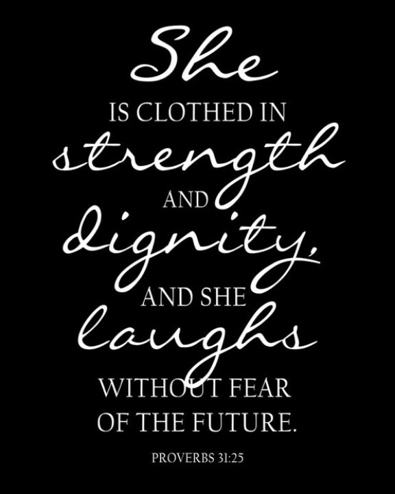 Proverbs 31 25 Quotes: [50+] Proverbs 31 25 Wallpaper On WallpaperSafari