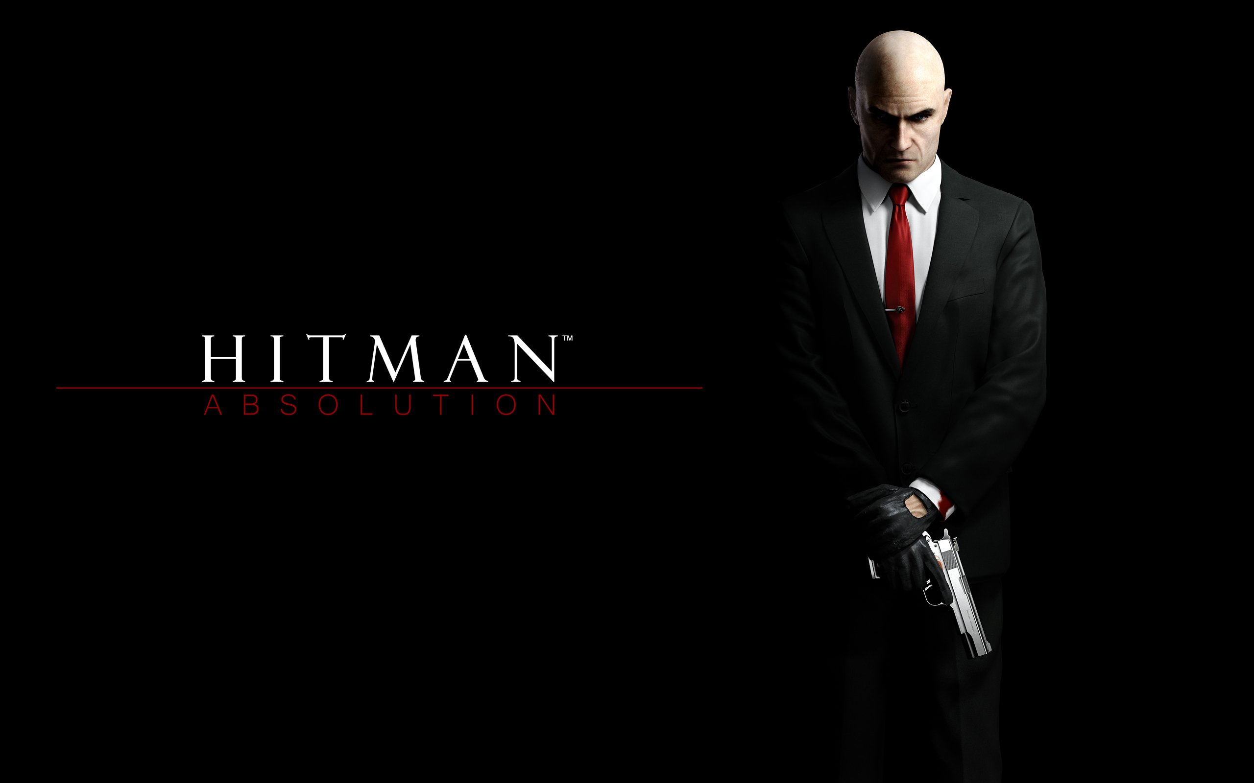 Hitman Absolution Game Wallpapers HD Wallpapers 2560x1600