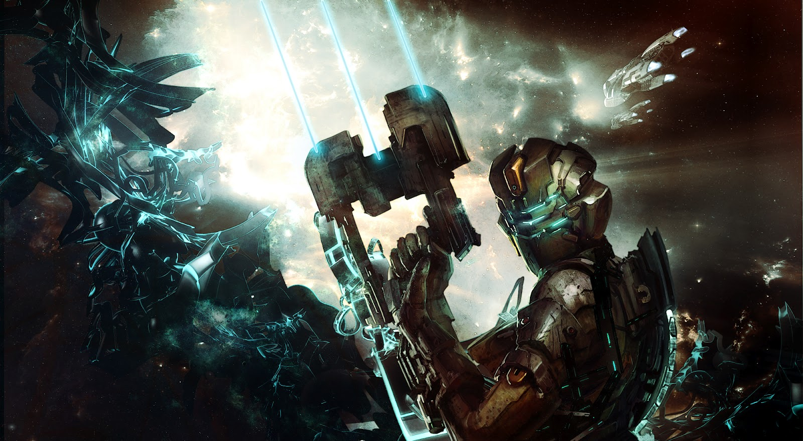 Dead Space 2 HD Wallpaper 1080p PiCsHoliC 1600x880