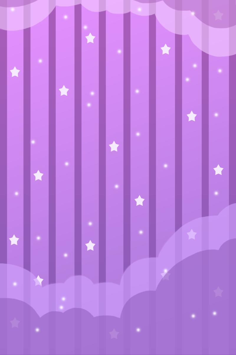 Custom background Dreamy nightsky purple by Hoshi Hana on 800x1202
