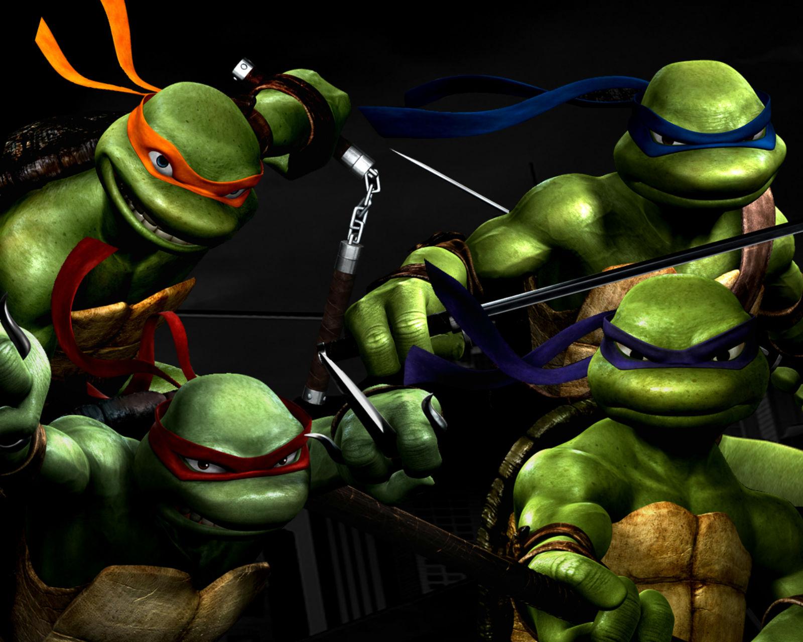 Teenage Mutant Ninja Turtles HD Wallpapers Download Wallpapers in 1600x1280