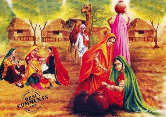 Punjabi Culture   DesiCommentscom 544x382