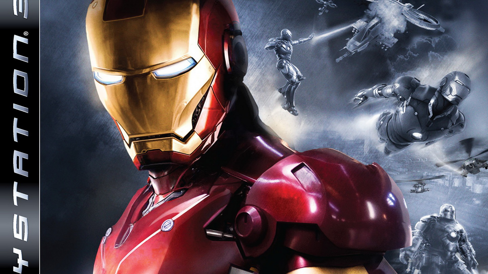 Iron Man Wallpapers Full Hd Desktop Background: Iron Man HD Wallpapers 1080p