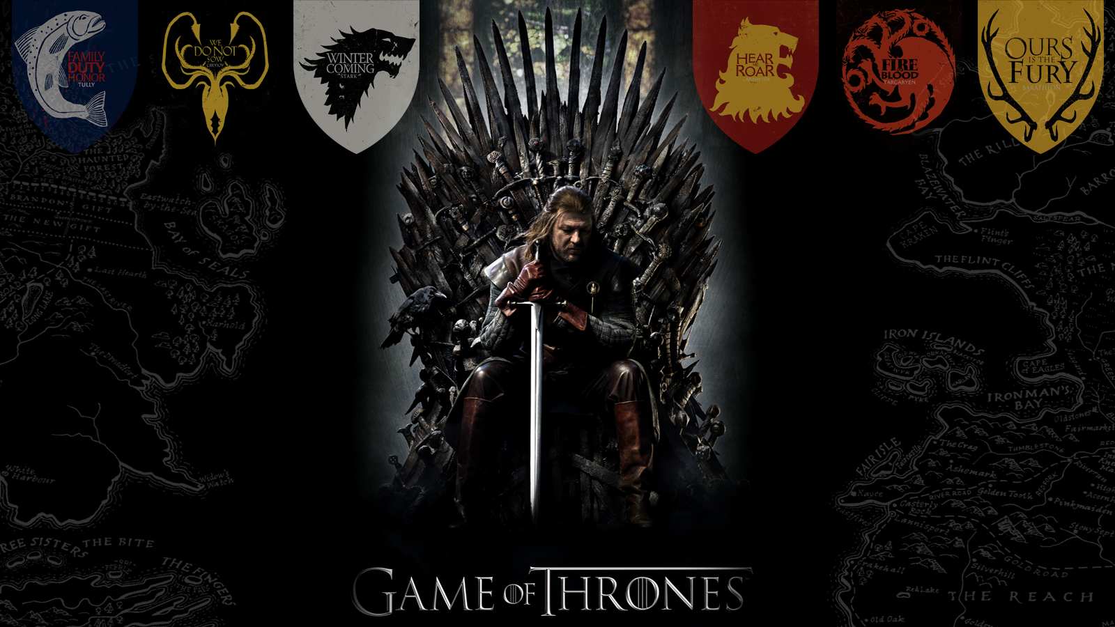 Game Of Thrones Board Game Hd Desktop Mobile Wallpaper Apps 1600x900