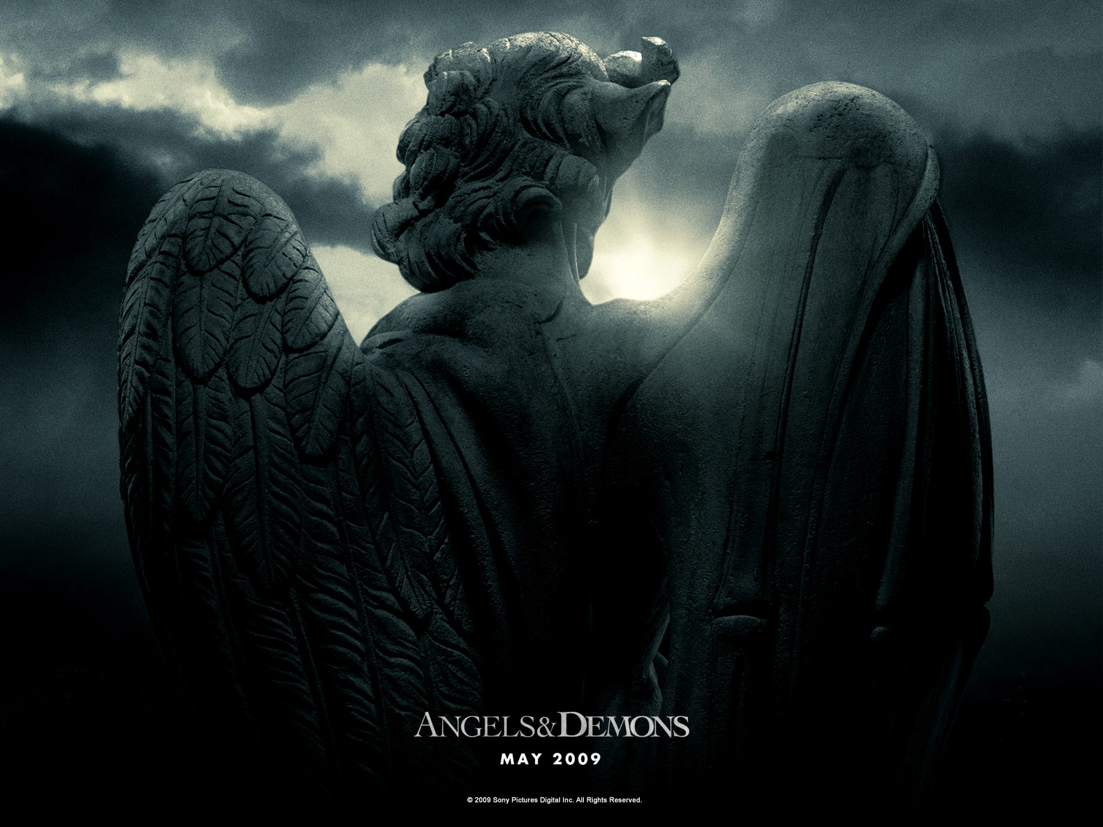 Free Download Ngeles Y Demonios Angels Demons 1600x1200 For Your