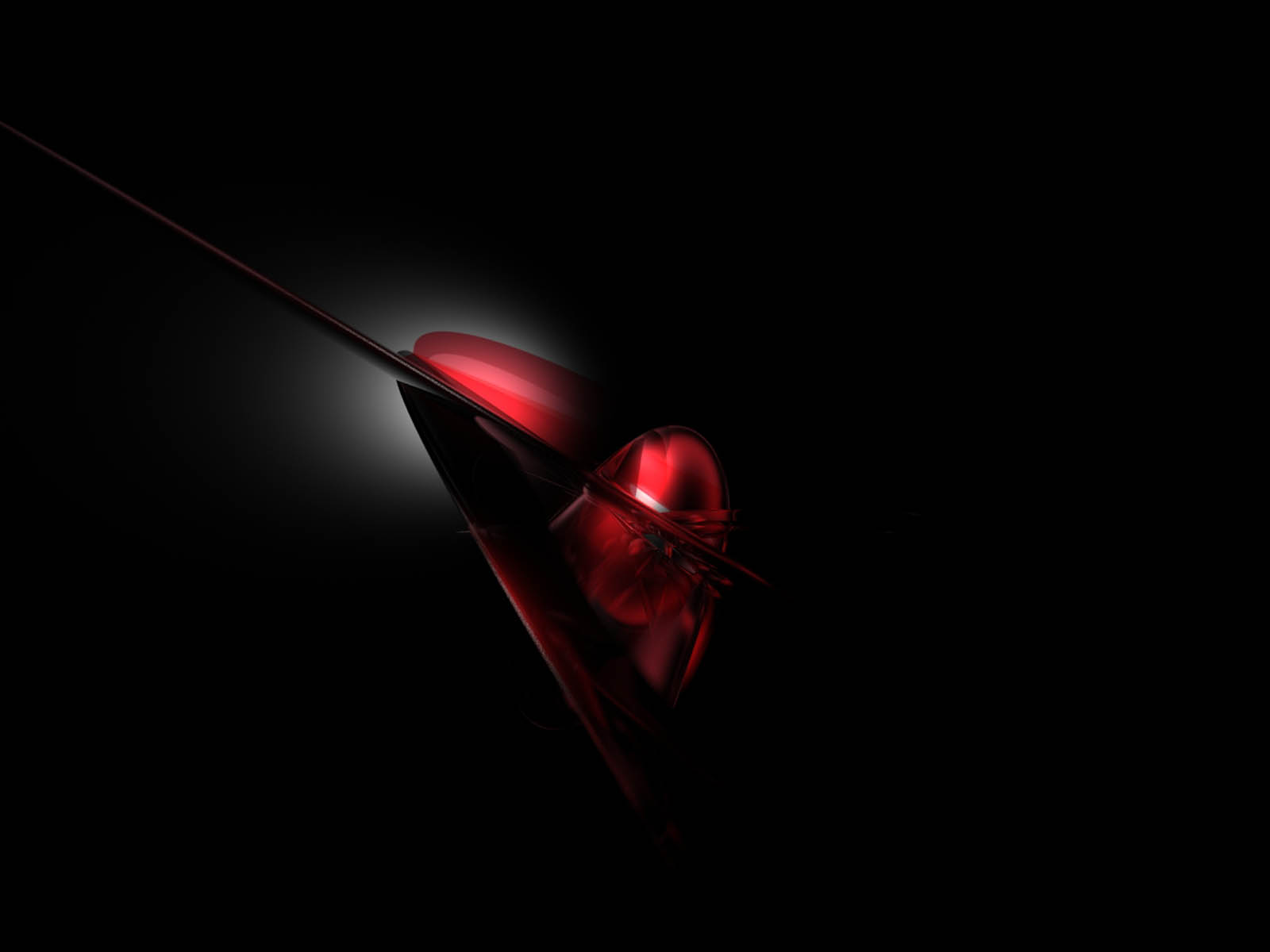 wallpapers Dark 3D Wallpapers 1600x1200
