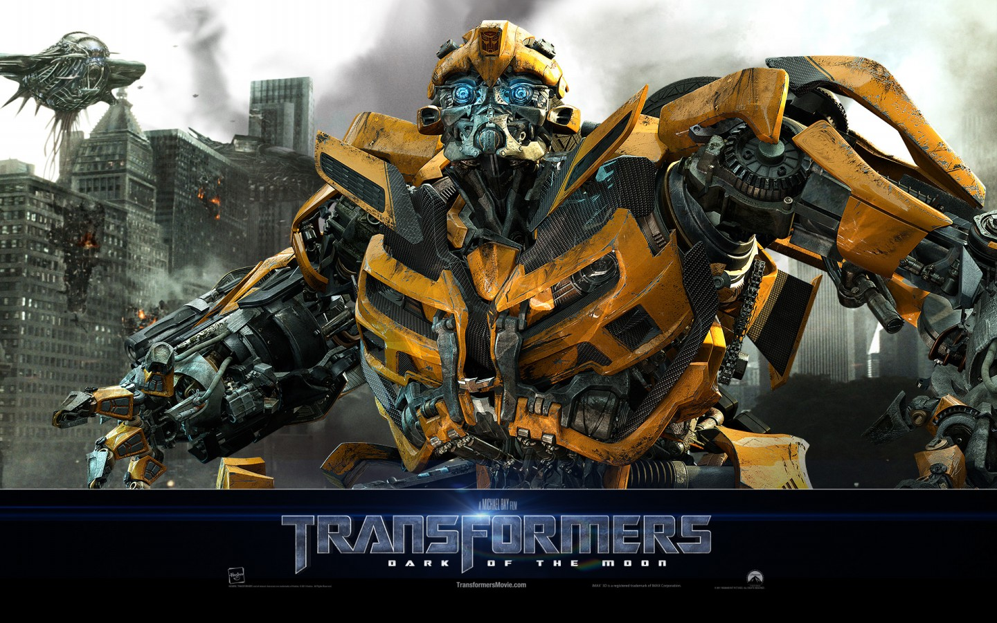 Bumblebee Transformers 3 Pictures HD Wallpaper of Movie 1440x900