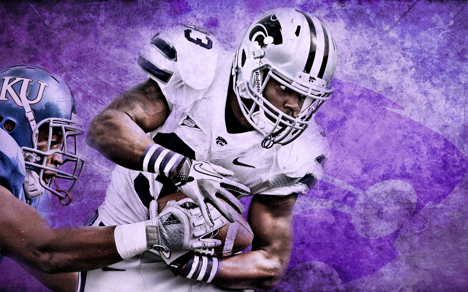 Displaying 20 Images For   Kansas State Wildcats Wallpaper 1600x1000