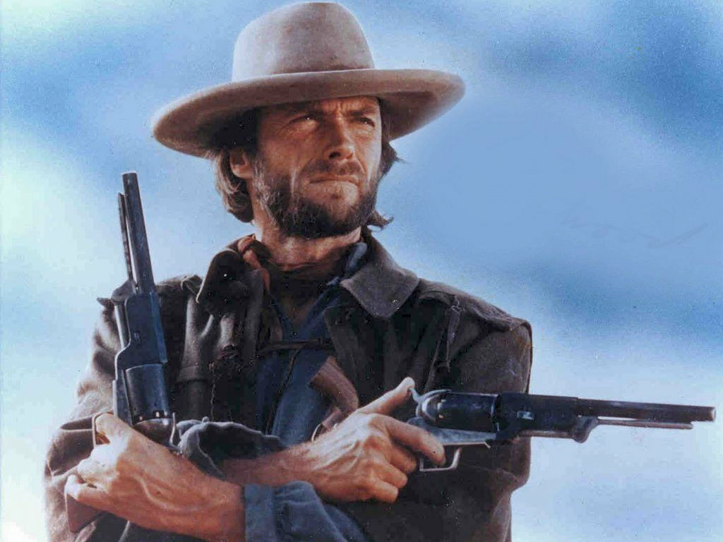Clint Eastwood   Clint Eastwood Wallpaper 24780712 1024x768
