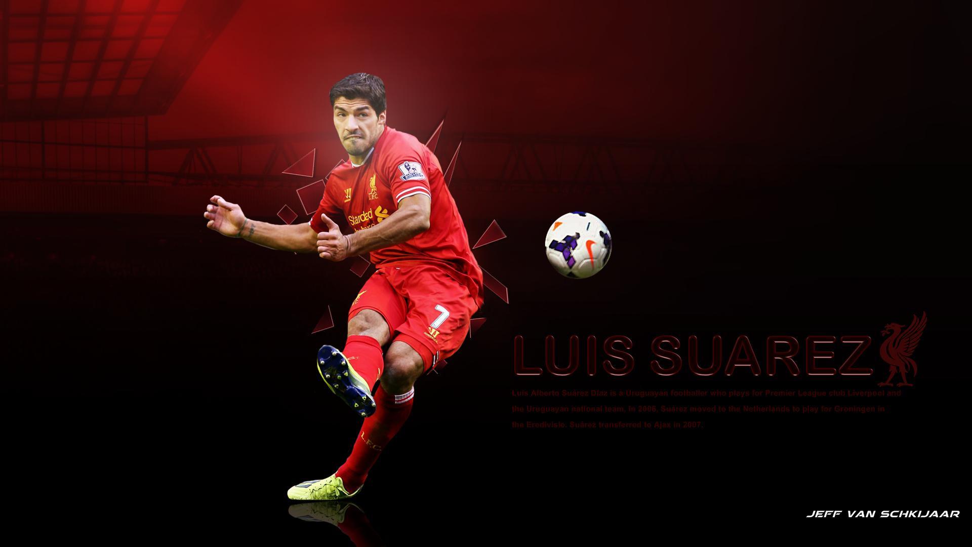 Luis Suarez HD Wallpapers   BackgroundHDWallpapers 1920x1080