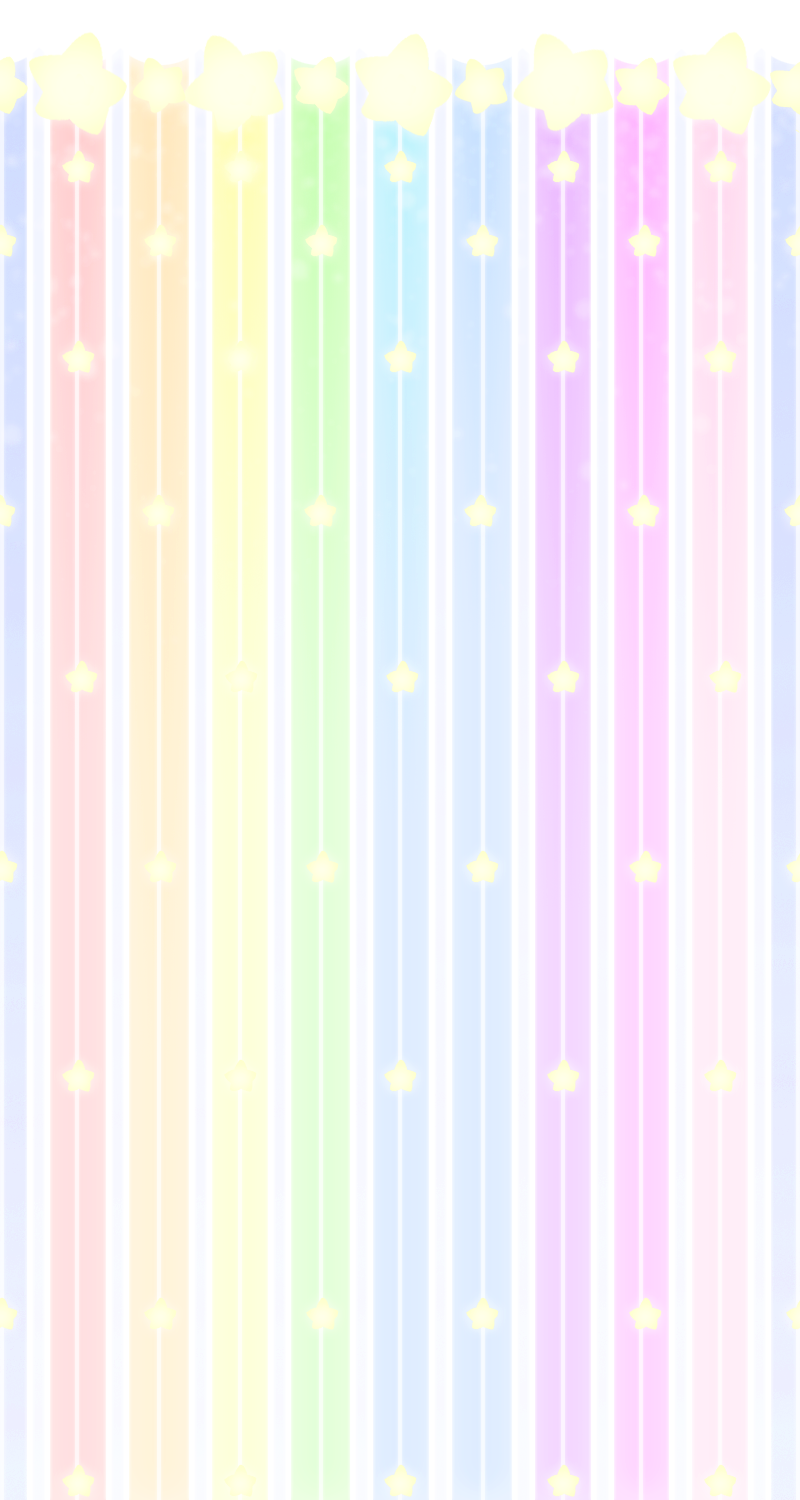 FREE Custom Box Background Stars and Rainbows by Riftress on 800x1500