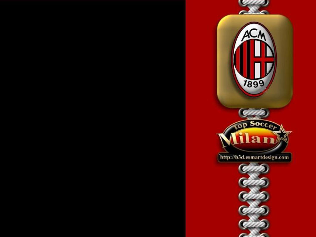 AC Milan Epl Football Wallpaper For Android AC Milan 1024x768
