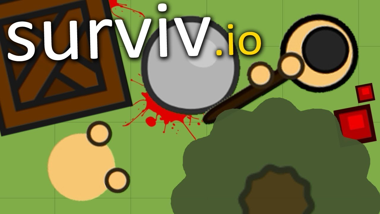 SurvivIO   NEW FREE PUBG GAME MOOMOOIO FOESIO THIS Surviv 1280x720