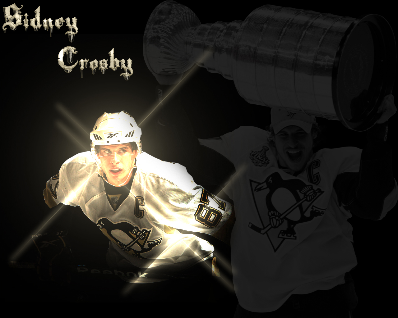 Sidney Crosby Winter Classic Wallpaper Kaito42s 1280x1024