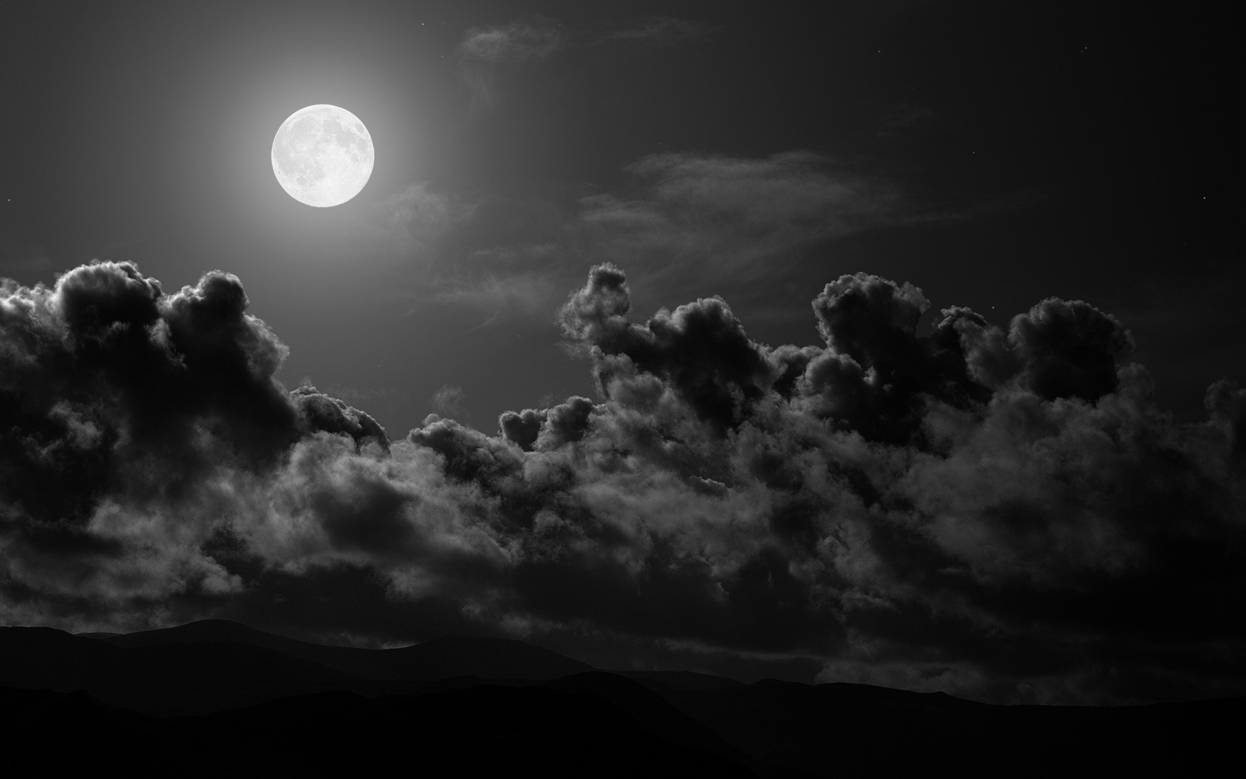You can download moon wallpaper images for windows from your computer 2560x1600
