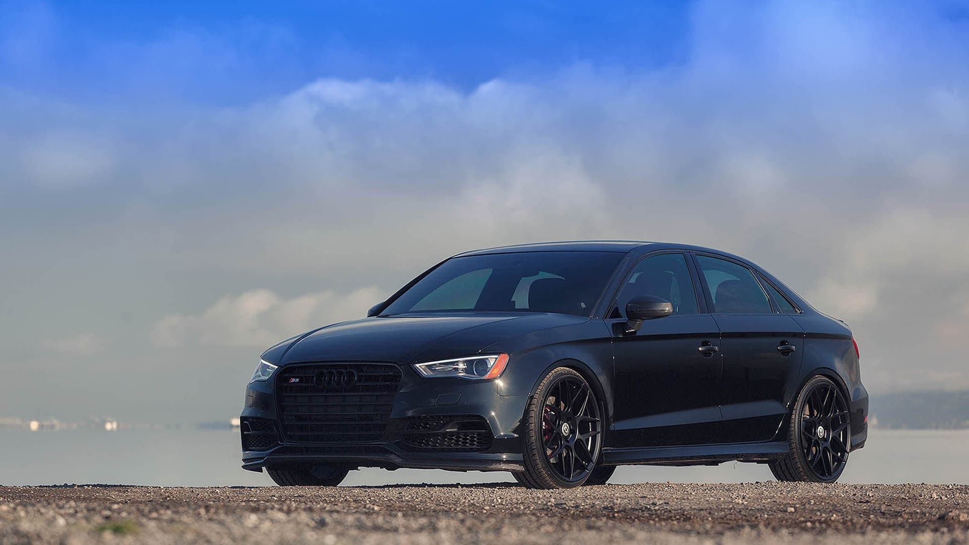 2016 Audi S3 Sedan Wallpapers High Quality Resolution Download 1920x1080