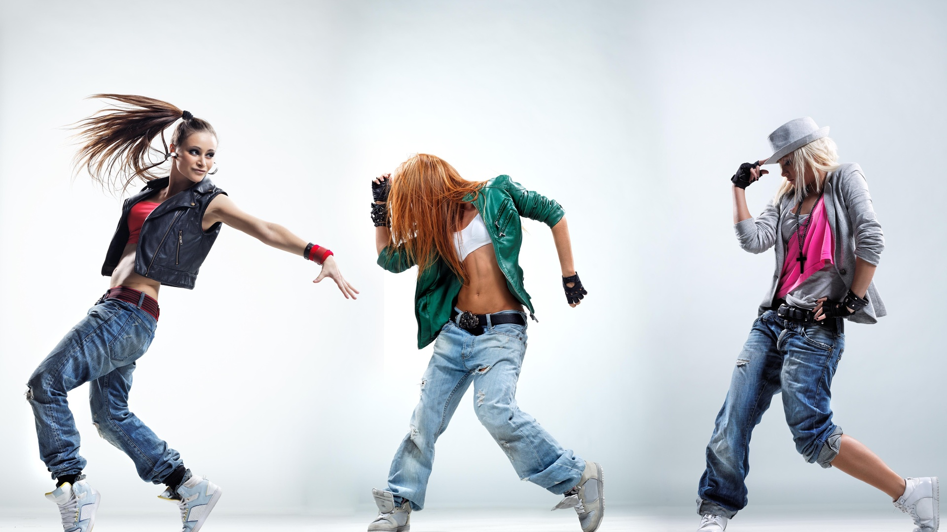 Hip Hop Dance Girl Wallpaper PC Wallpaper WallpaperLepi 1920x1080