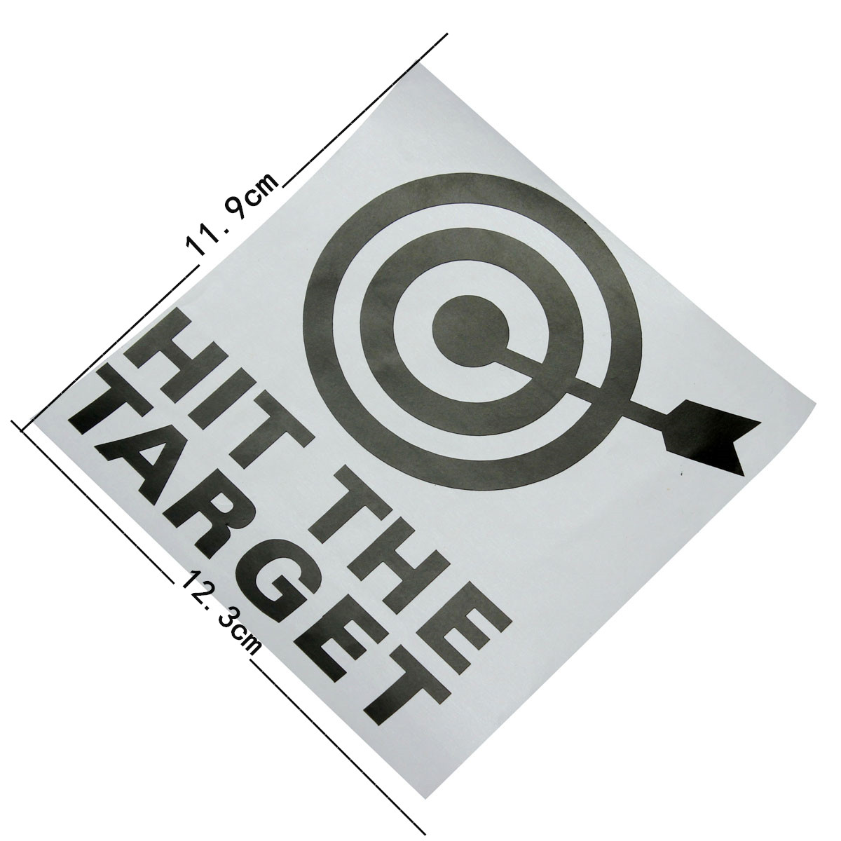 Target Toilet Seat Sticker Decals Vinyl Art Wallpaper Bathroom Decor 1200x1200