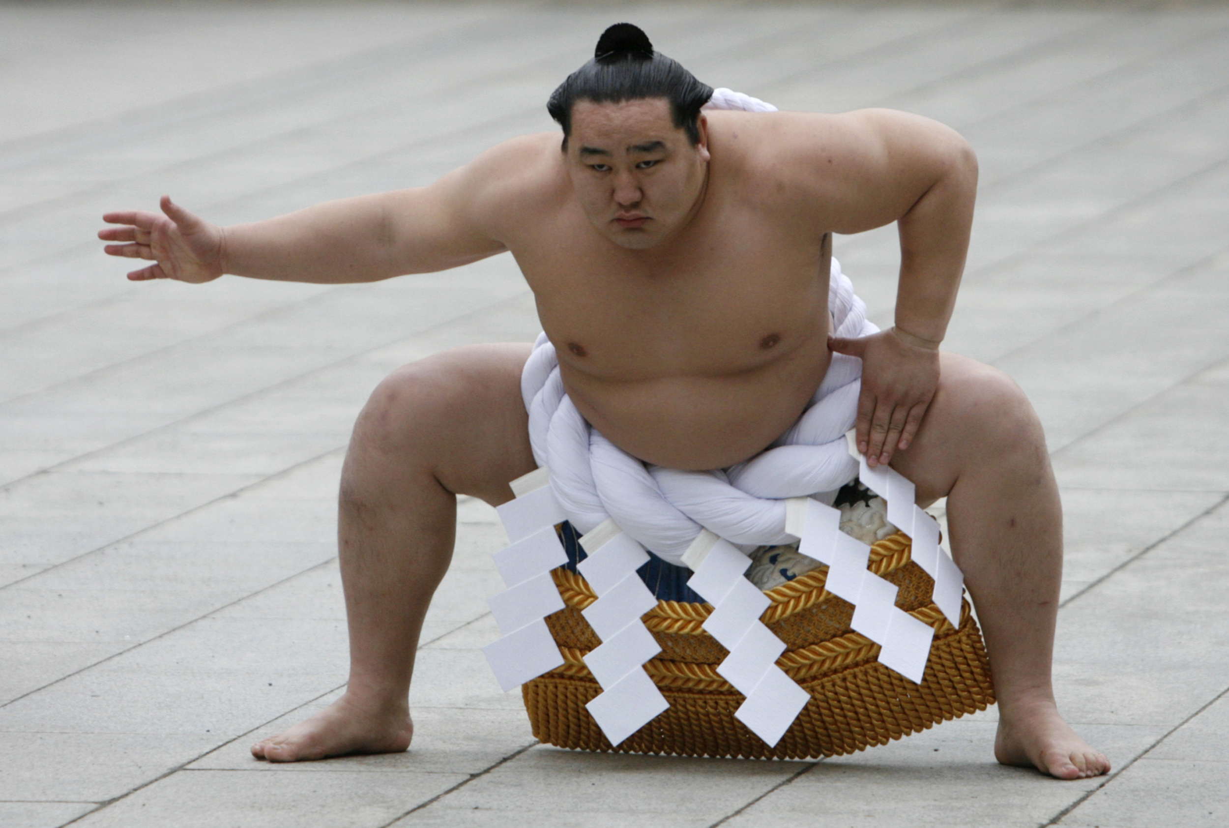 Sumo Wrestler Wallpapers High Quality Download 2500x1684