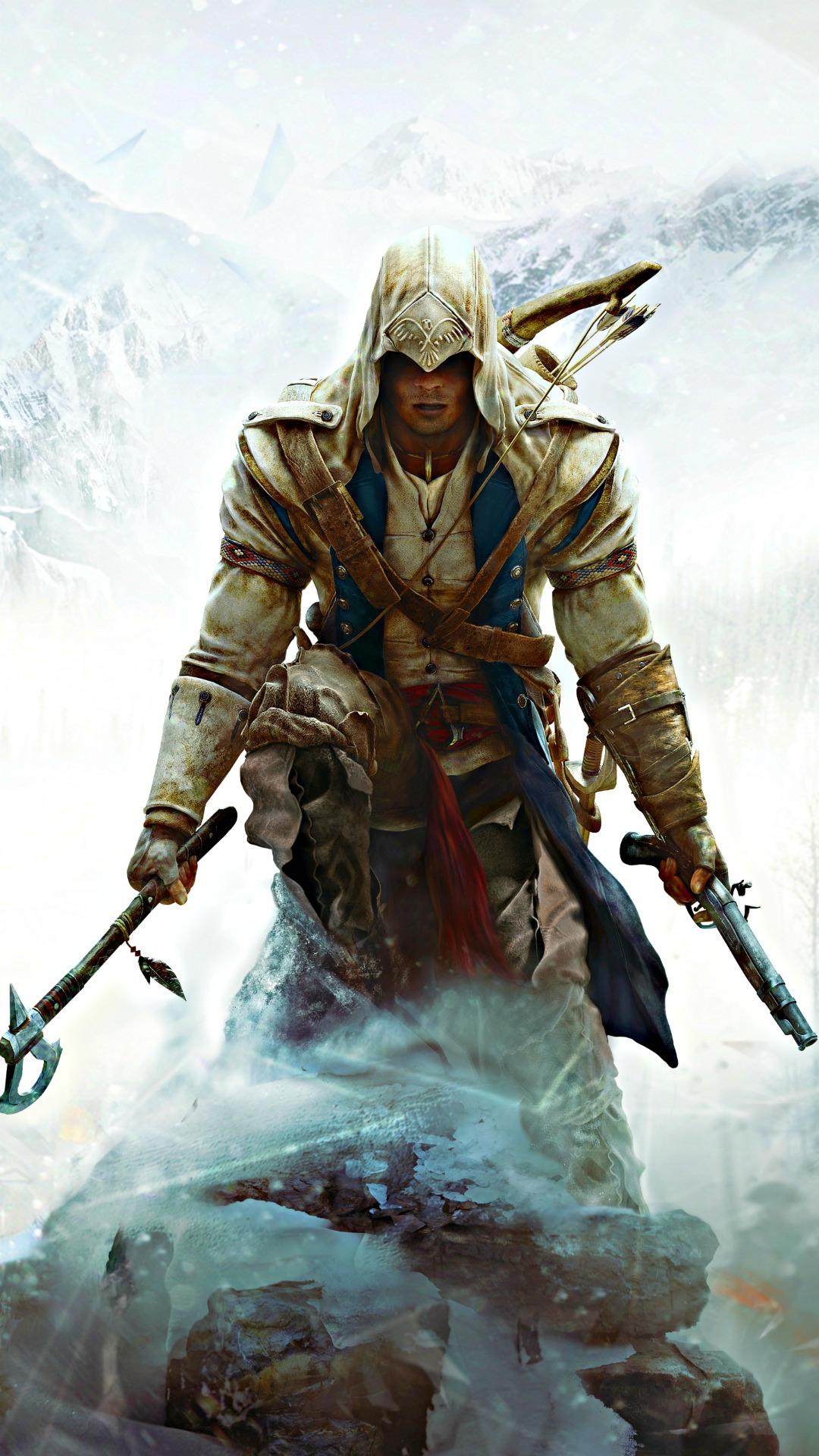 Free Download Assassins Creed 3 Wallpaper Hd Desktop Iphone Tablet